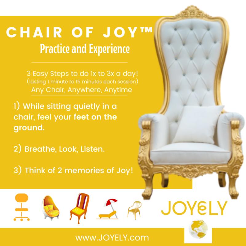 Chair of Joy Practice - 1